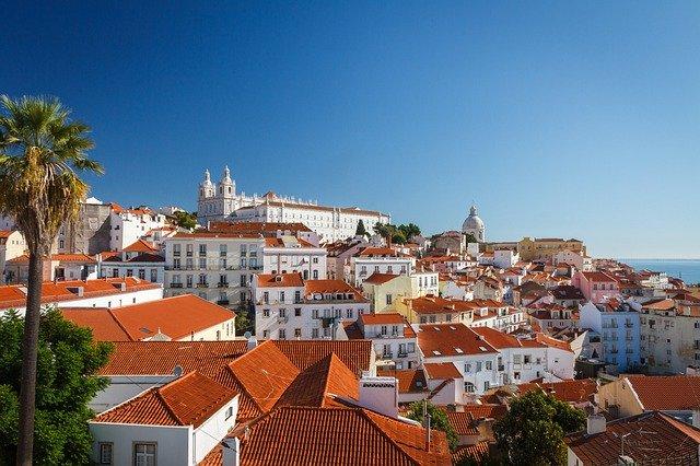 Lisabon v Portugalsku