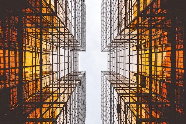 budovy mrakodrap město