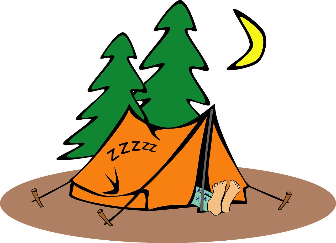 stan na spaní